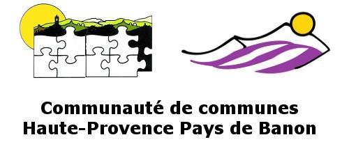 Communauté de Communes Haute-Provence & Pays de Banon